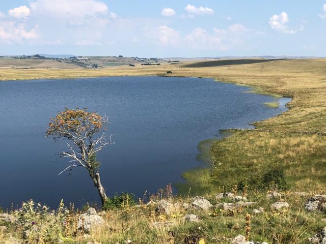 Lac de St Andeol