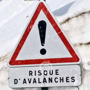 Neige abondante en montagne : alerte aux avalanches sur les Alpes