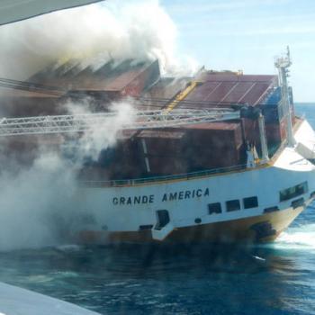 Naufrage du Grande America : menace de pollution sur les côtes