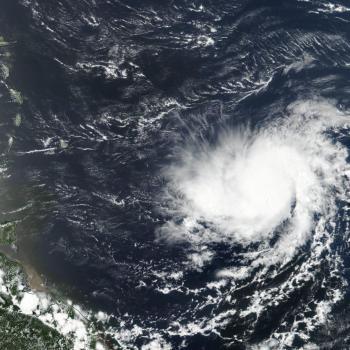Les Antilles sous la menace de la tempête tropicale Dorian